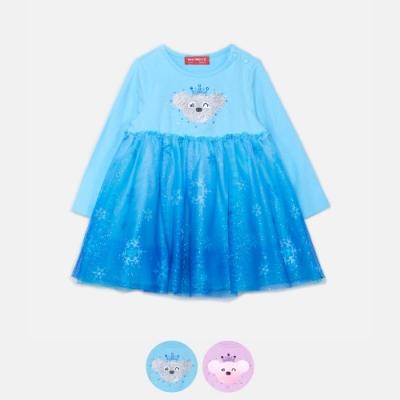 WHY AND 1/2 mini 亮蔥網紗洋裝 1Y~4Y 多色可選