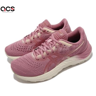 Asics 慢跑鞋 GEL Excite 8 運動休閒 女鞋 亞瑟士 支撐 輕量 緩衝 亞瑟膠 玫粉 1012A916702