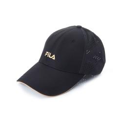FILA 時尚運動帽-黑 HTU-5006-BK