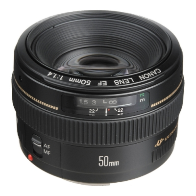 Canon EF 50mm f 1.4 USM (平行輸入)