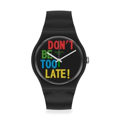 Swatch New Gent 原創系列手錶 TIMEFORTIME 創新世代-41mm