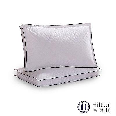 Hilton 希爾頓 五星級御用 VIP純棉立體抗蹣抑菌枕