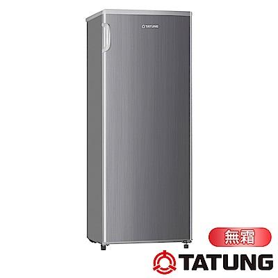 TATUNG大同 158L 直立式冷凍櫃 TR-158SFH-TS