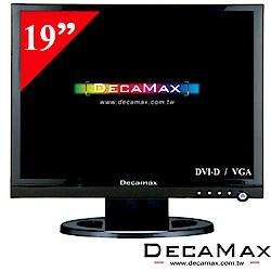 DecaMax YV1910 19吋 4:3 DVI液晶螢幕(鋼琴黑)