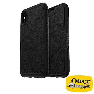 OtterBox iPhoneX步道系列保護殼-經典黑