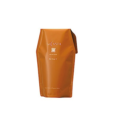 La CASTA蕾珂詩 沙龍級洗髮精 環保補充包#21保濕型 600g