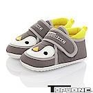 TOPU ONE 可愛企鵝輕量減壓寶寶學步童鞋-灰