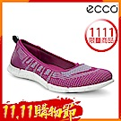 ECCO INTRINSIC KARMA 女輕量針織休閒運動鞋 女-紫