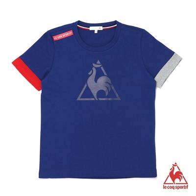 法國公雞牌短袖T恤 LOM2311239-中性-藏青