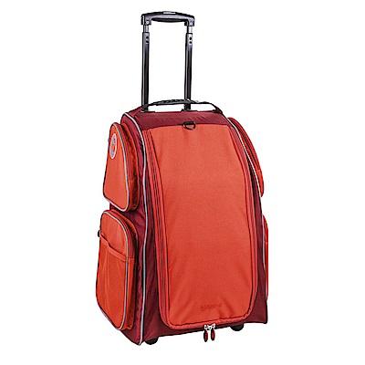 JAKO-O 德國野酷 兒童附輪行李衣櫥(4層)