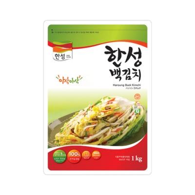 【漢盛】 白泡菜500g