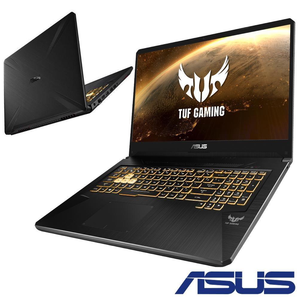 ASUS FX705DT 17吋電競筆電 R7/24G/1T+256G/GTX1650特仕