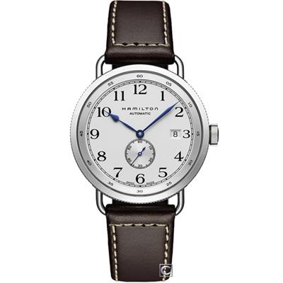 Hamilton Khaki  復刻經典機械腕錶(H78465553)