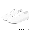 【KANGOL】簡約復古帆布鞋-共三色