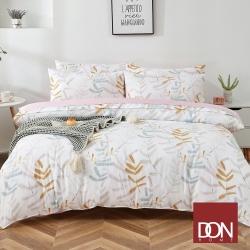 【DON】 吸濕排汗天絲兩用被床包組-單/雙/加 均