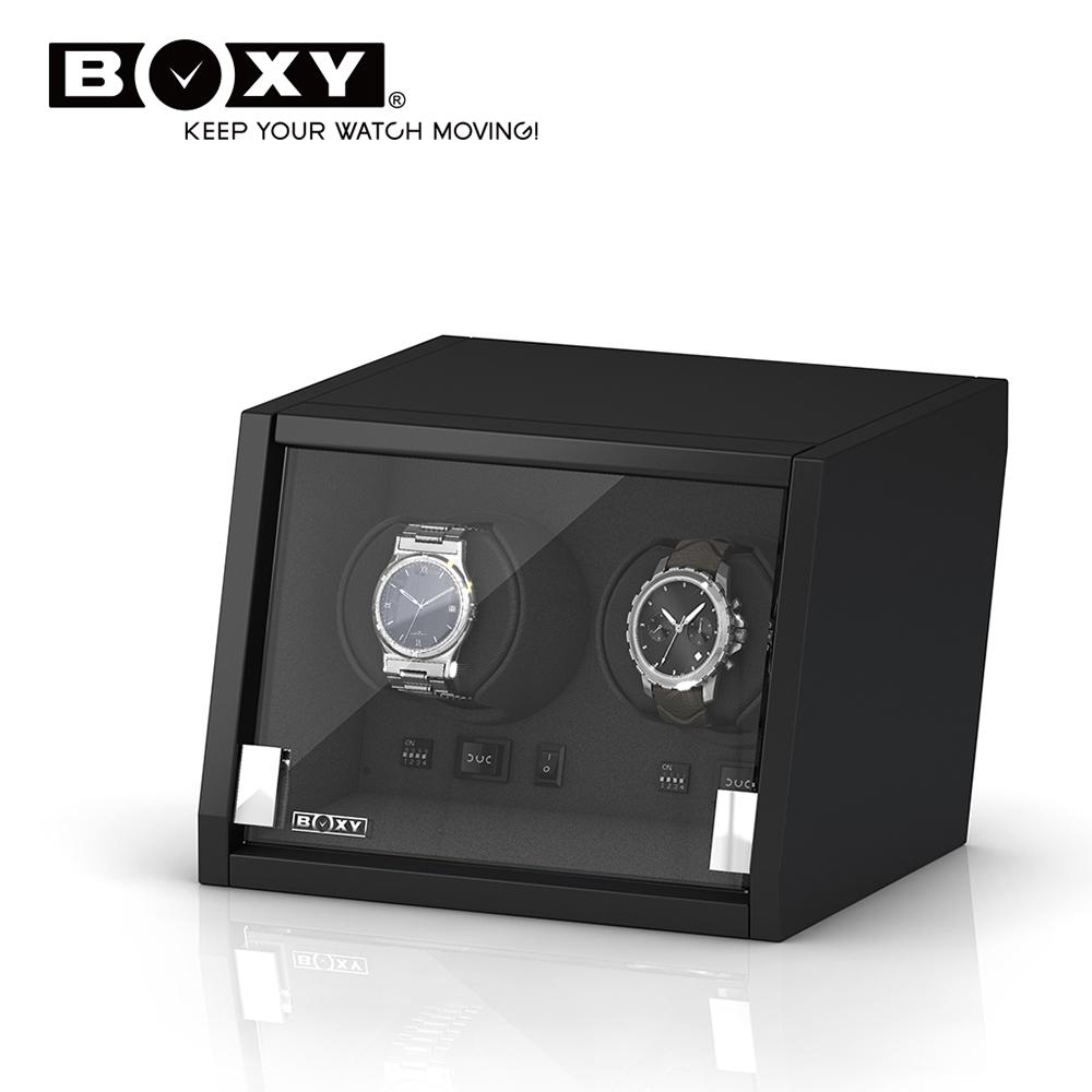BOXY自動錶機械錶上鍊盒 CA城堡系列 02 watch winder 動力儲存盒