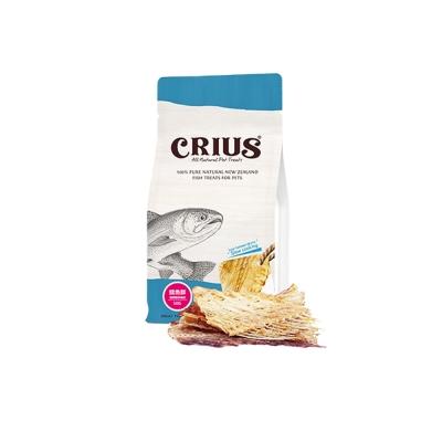CRIUS克瑞斯-鱈魚酥 50g (CER-TF-2924) 兩包組