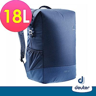 【deuter德國】VISTA SPORT 18L休閒旅遊輕量後背包3811219藍