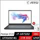 (M365組合) MSI微星Prestige 15 A10SC 15.6吋創作者筆電(i7-10710六核/GTX1650/16G/1TB PCIe SSD/Win10 Pro) product thumbnail 1
