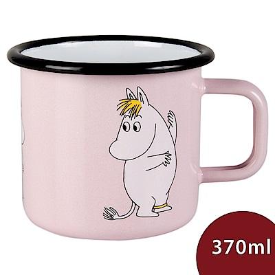 Muurla 嚕嚕米馬克杯 可兒 粉紅 370ml