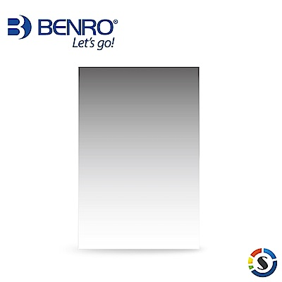 BENRO百諾 MASTER Harden Soft 軟式鋼化漸層減光鏡 150X100mm