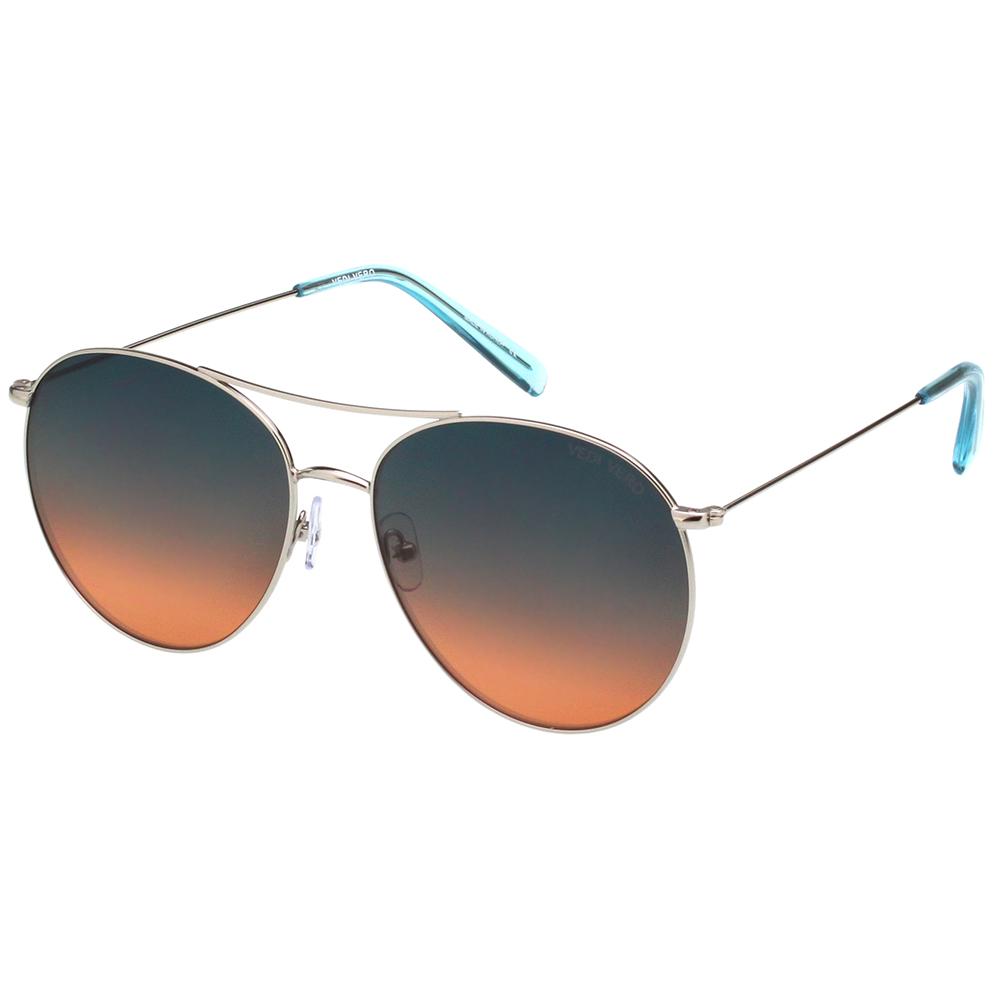 VEDI VERO 飛官款 太陽眼鏡 (銀色)