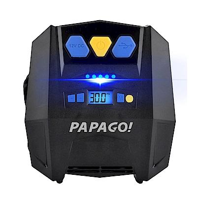 PAPAGO ! i3智能高速打氣機-快