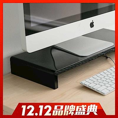 [限時下殺] 2入組-日系LCD螢幕架/桌上架(3色)