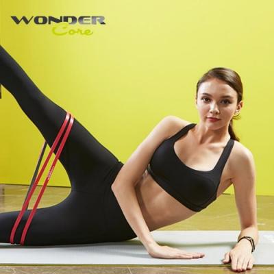 進階者適用Wonder Core環狀彈力帶(檸檬綠/4.4cm)