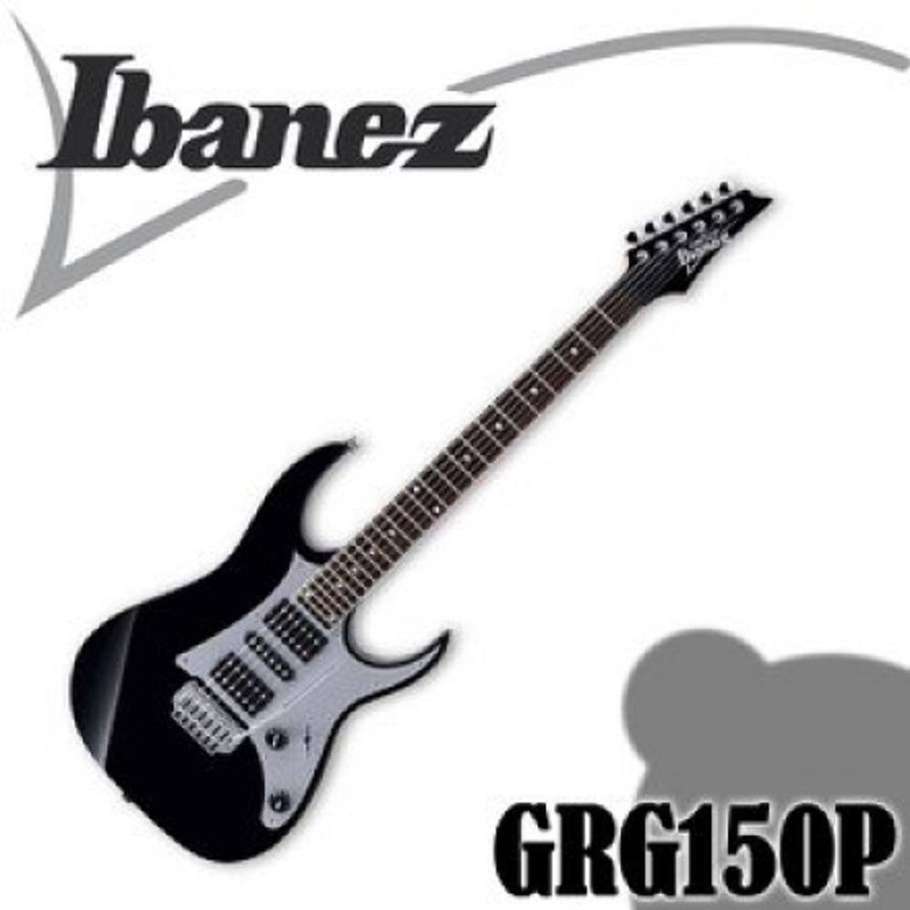 Ibanez GRG150P 小搖座電吉他 進階首選/公司貨保固/黑色