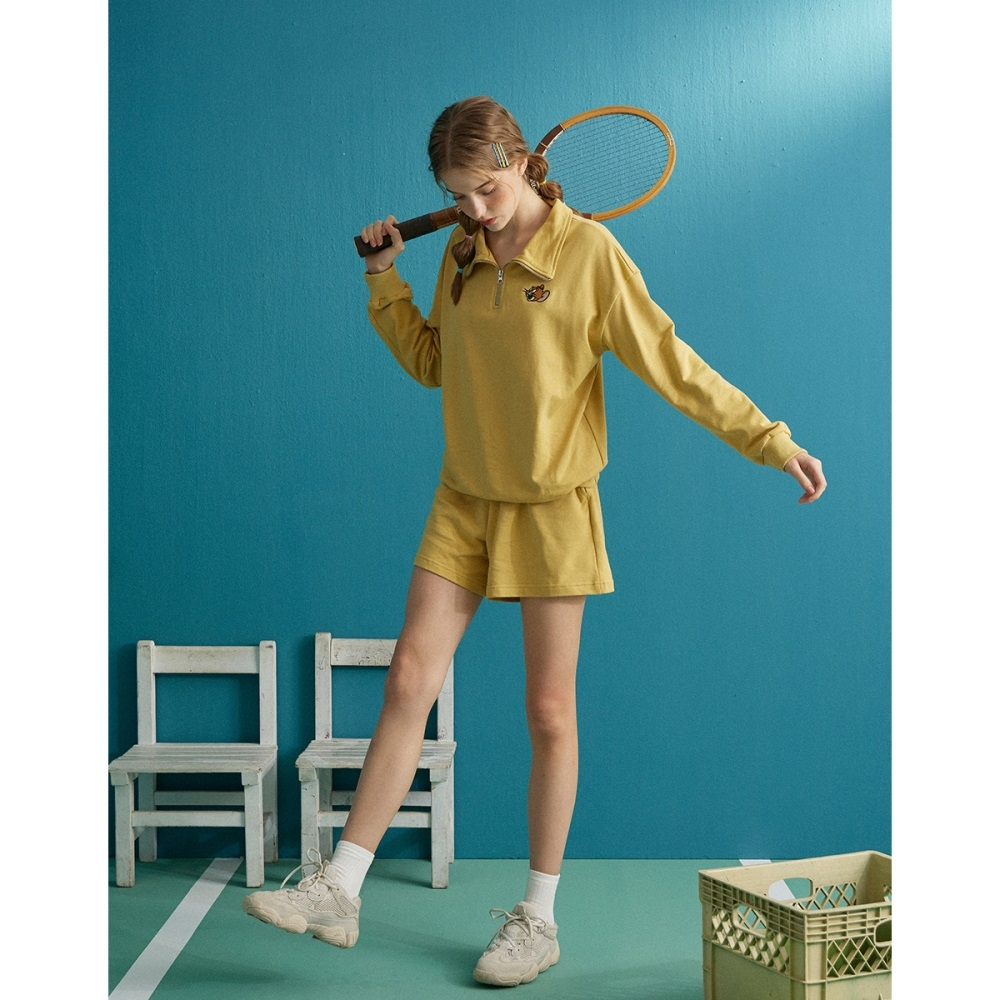 CACO-傑利鼠電繡套裝-親子款-女【C2WB005】