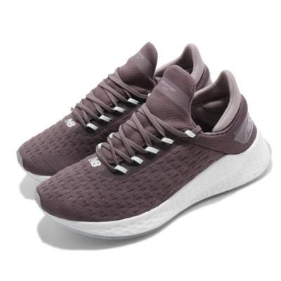 New Balance 慢跑鞋 Fresh Foam 運動 女鞋 紐巴倫 輕量 透氣 舒適 避震 路跑 紫 白 WLZHKLP2D