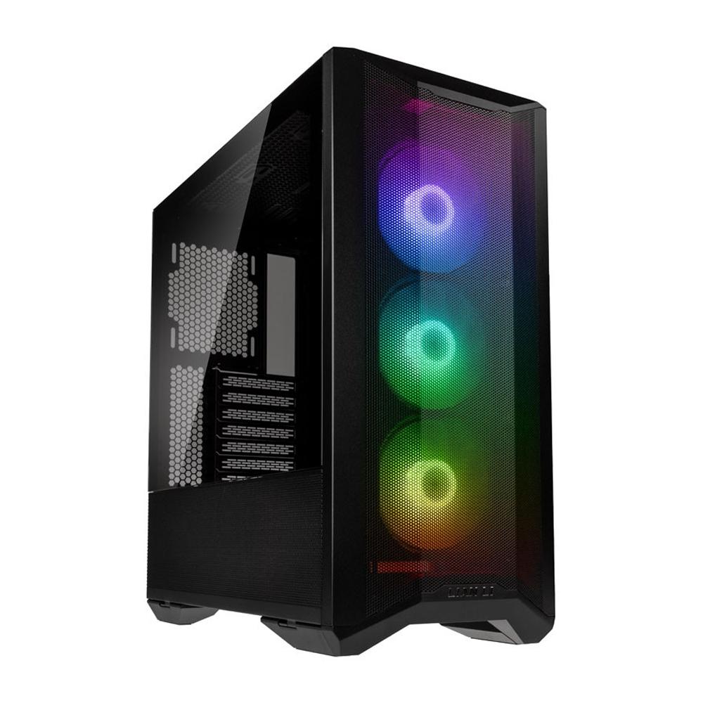 LIAN LI 聯力Lancool II Mesh ARGB玻璃透側機殼(黑) - Lancool II Mesh ARGB(黑)