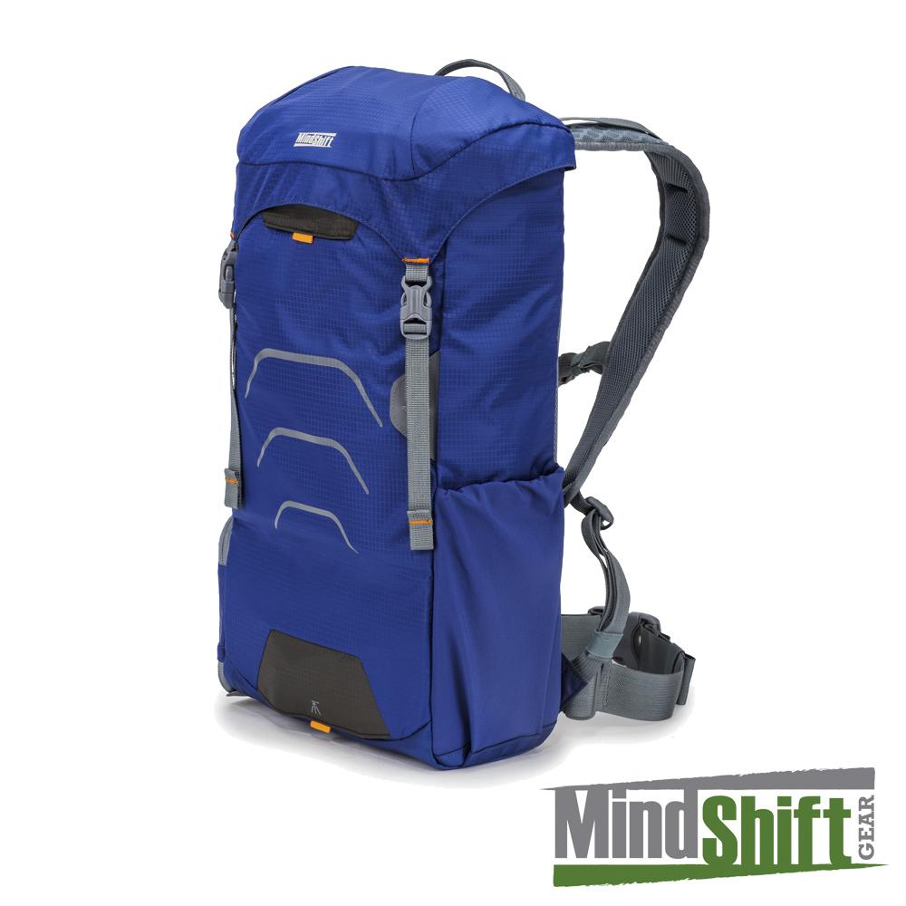 MindShiftGear曼德士-UltraLight運動休閒機能包16L-藍-MS301