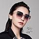 MOLSION 偏光太陽眼鏡 肖戰 Angelababy同款 大方框 /金-藍粉鏡片 #MS7118 A30 product thumbnail 1