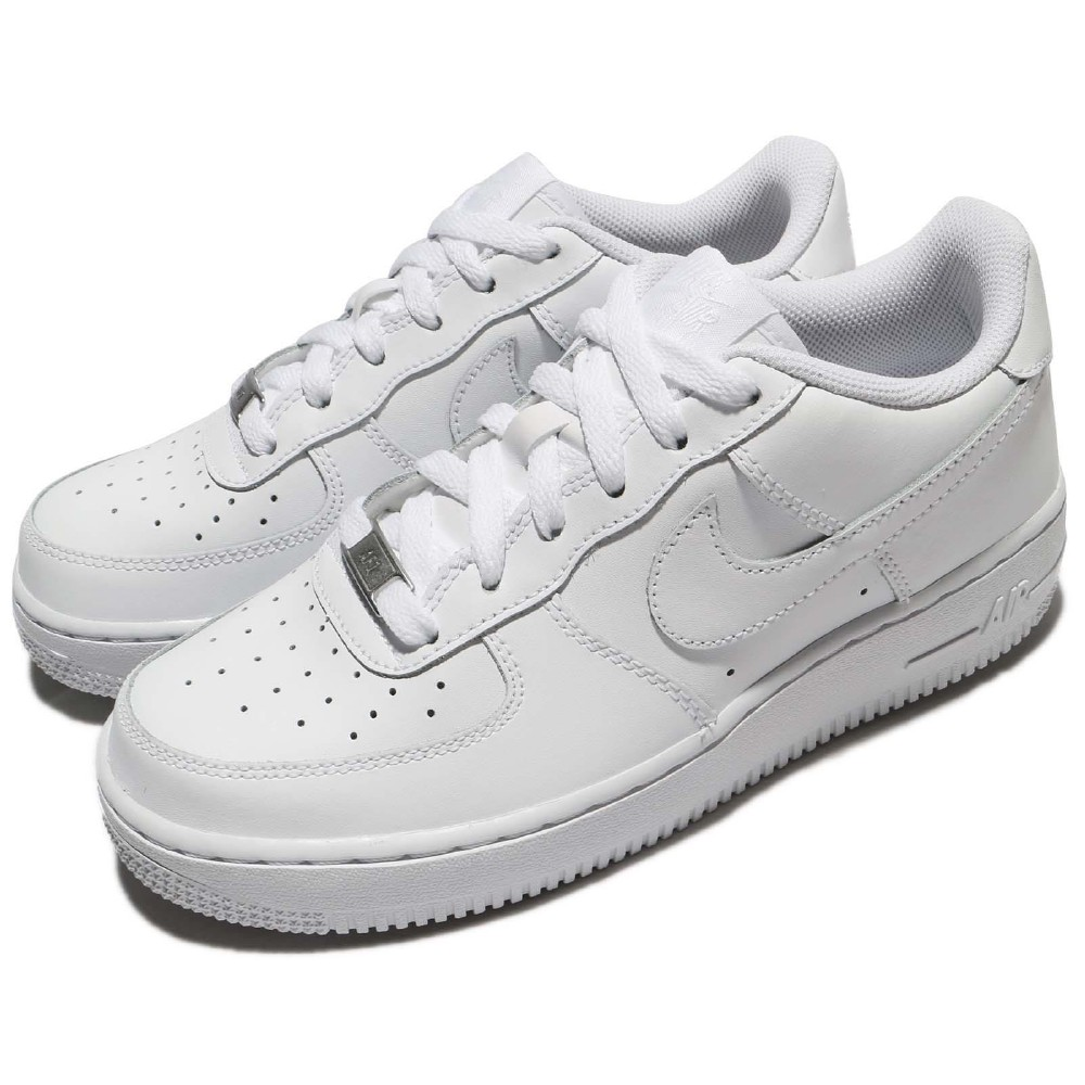 Nike 休閒鞋 Air Force 1 GS 女鞋