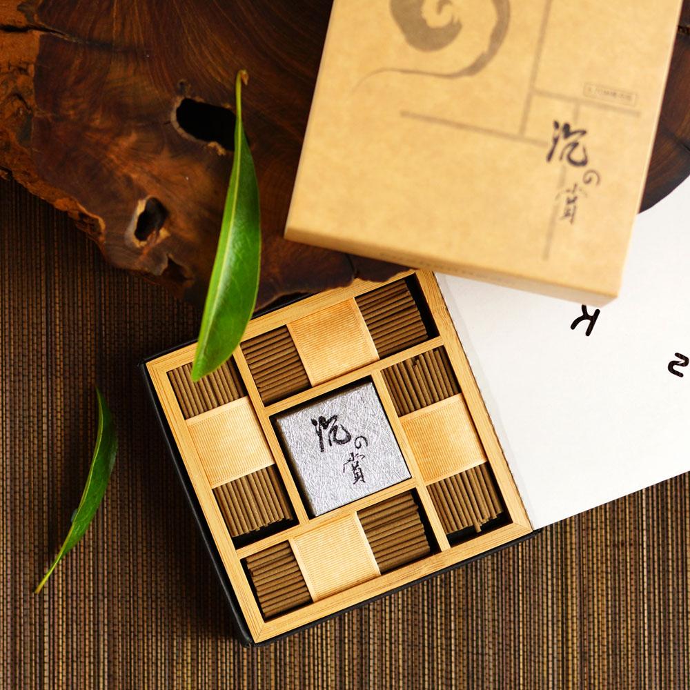 Fushankodo富山香堂淨心安眠舒壓抗躁驅小人招貴人_沉之賞57臥香補充包