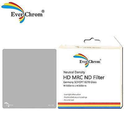 EverChrom-ND16方形專用減光鏡─內附磁鐵框100x100mm 市價1050元