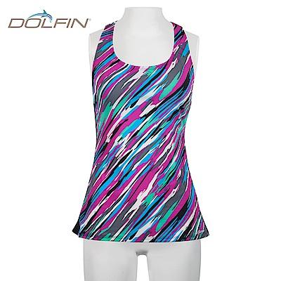 美國DOLFIN 女款泳裝上衣 Cascade Multi
