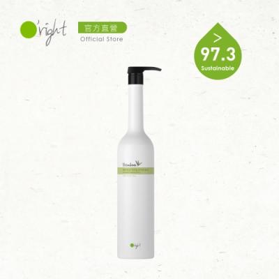 O right 歐萊德 竹萃保濕洗髮精1000ml (乾燥、受損髮質)