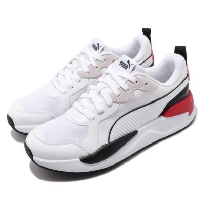Puma 休閒鞋 X Ray Game 運動 男女鞋 基本款 簡約 舒適 情侶穿搭 球鞋 白 黑 37284901