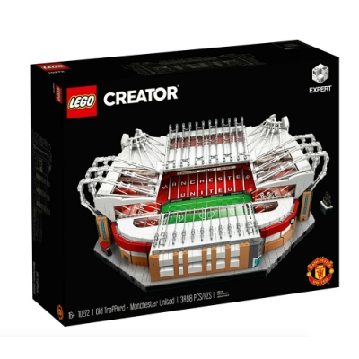 樂高LEGO Creator Expert系列 - LT10272 曼聯老特拉福德球場