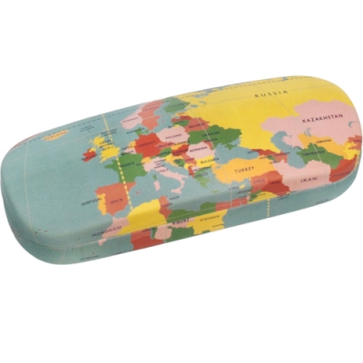 《Rex LONDON》眼鏡盒(地圖)