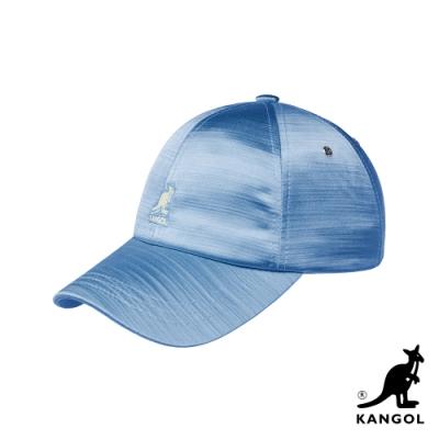 KANGOL-LIQUID MERCURY 棒球帽-晴空藍色