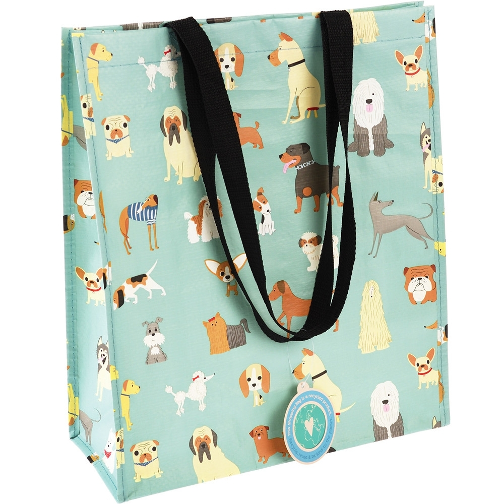 《Rex LONDON》環保購物袋(狗日常)