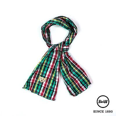STEIFF德國精品童裝 彩色格紋圍巾