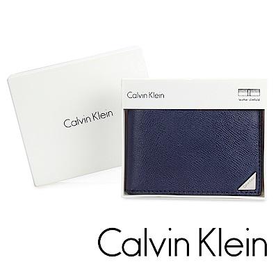 時時樂 Calvin Klein 經典款短夾禮盒-多款任選1111