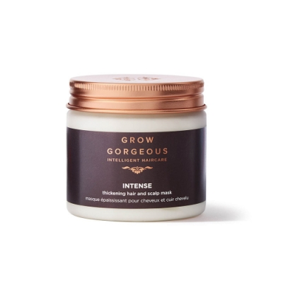 GROW GORGEOUS 強韌豐盈養髮頭皮髮膜200ml