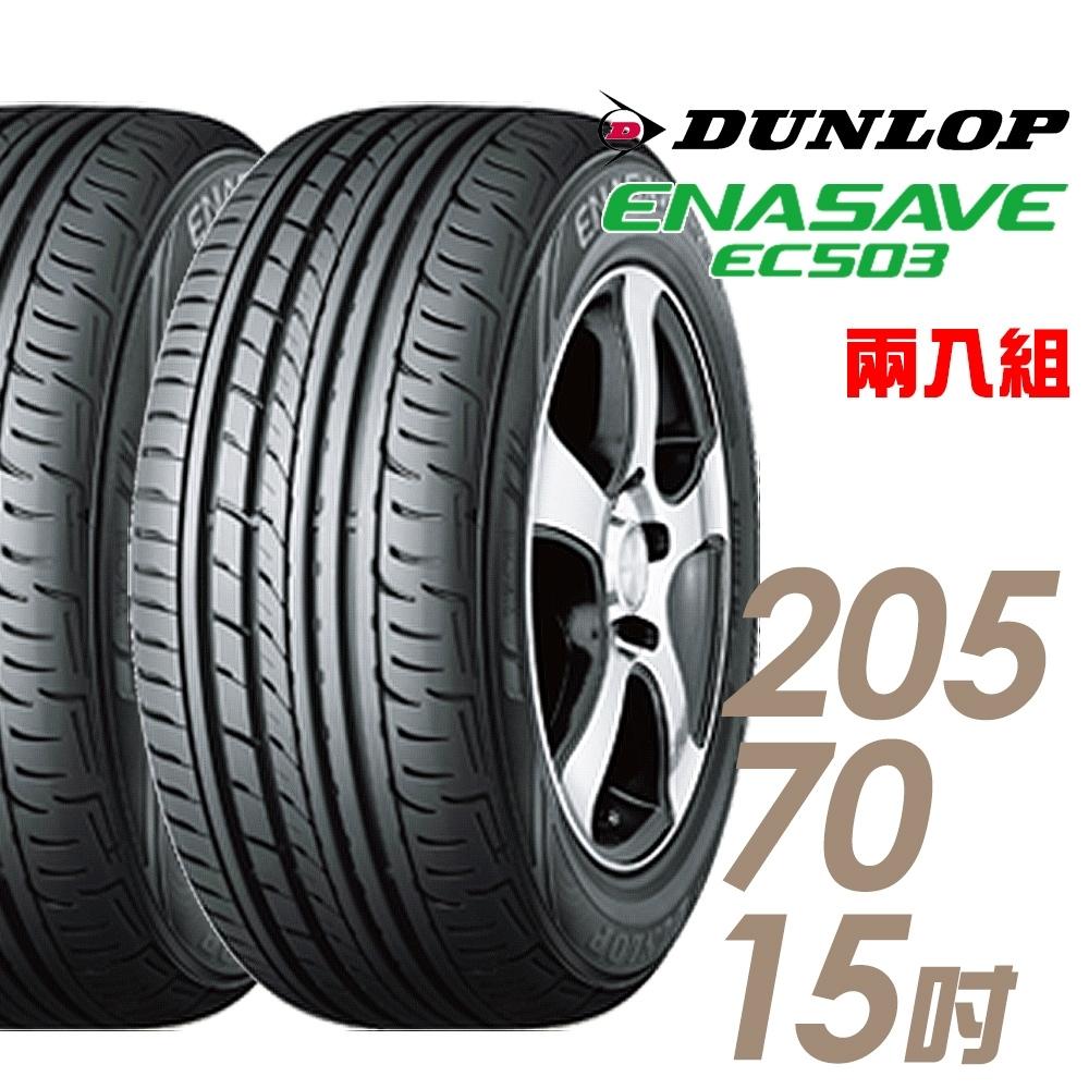 【登祿普】ENASAVE RV503 經濟省油輪胎_二入組_205/70/15(EC503)