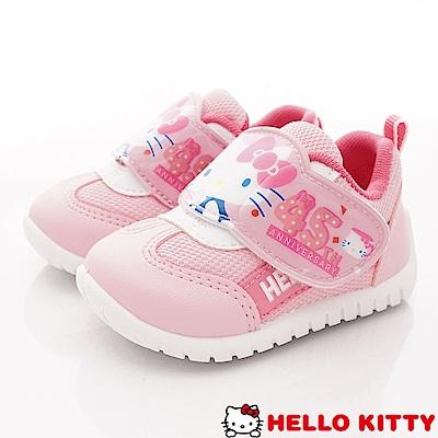 HelloKitty童鞋 輕量運動鞋款 SE19819粉(小童段)